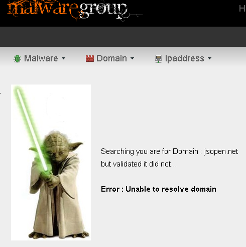 Errors - Malwaregroup.png